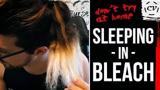 I Slept In Bleach - That's What Happened To My Hair