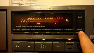 JVC TD-V1050 totl tape deck