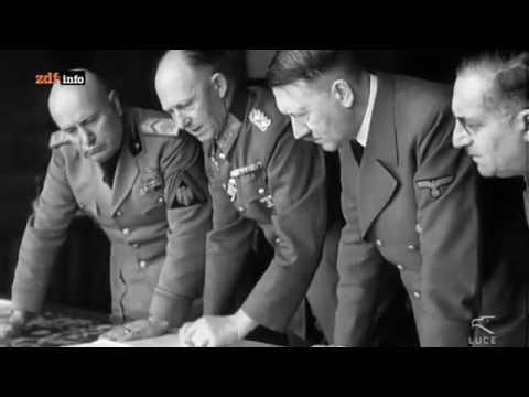 ZDFinfo Doku Hitler und Mussolini 2/2 Doku (2015)