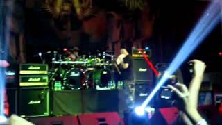 Nile-Unas slayer of the gods live mexico city 2013