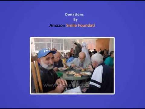 Amazon Smile Campaign -AGBU
