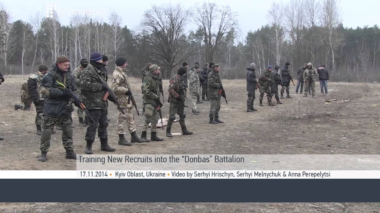 Ukraine's 'Battalions' Army, Explained  - Hromadske International