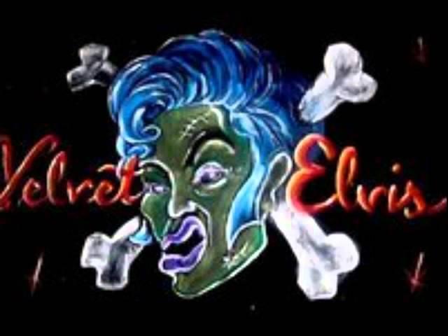 Velvet Elvis Lounge Show March 13 2015