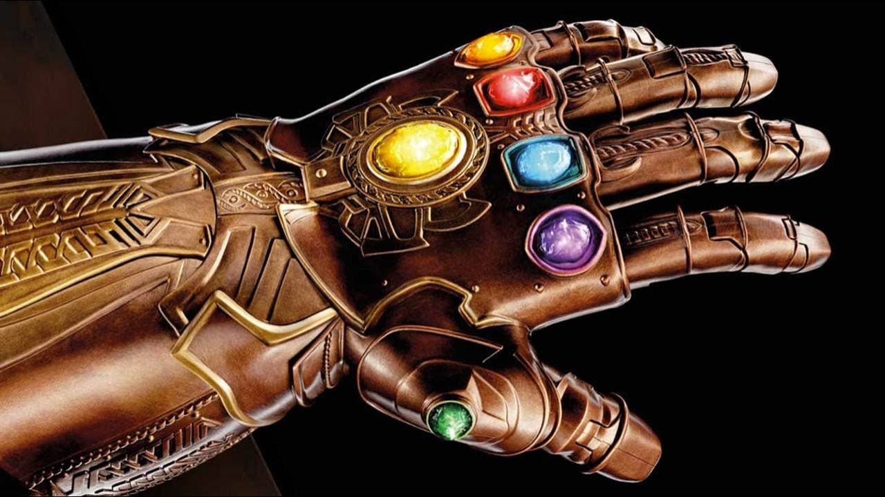 This Life Size Infinity Gauntlet Replica Makes Hulk Hands Look Puny