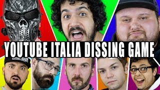 YOUTUBE ITALIA DISSING GAME [Speciale 470k]
