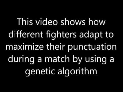 Genetic Algorithm Example (Matlab Code Included w/o Toolbox)