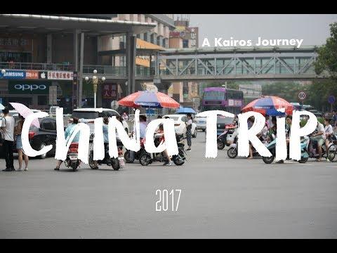 China Trip 2017   Liam   A Kairos Journey