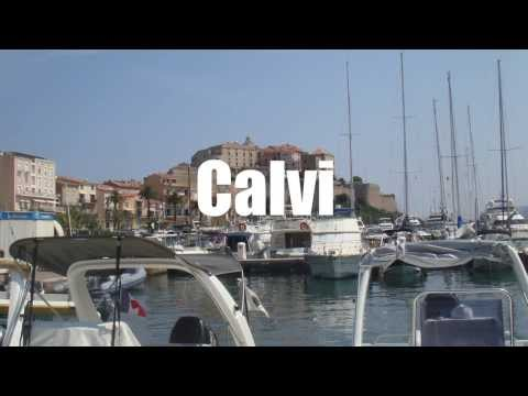 (HD1316) 3 minutes in Calvi, Corse - Corsica, France, Europe - GoPro Hero