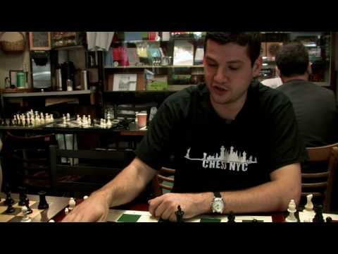 New York on the Clock: Russ Makofsky, Chess Instructor