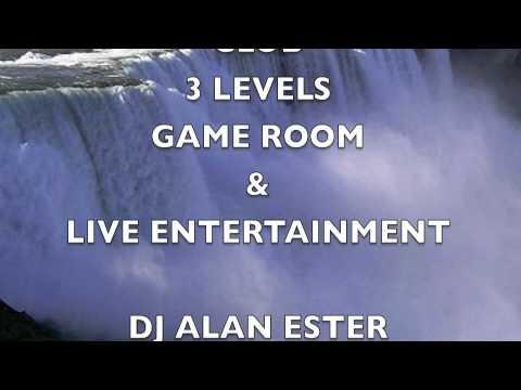 CLUB WATER FALLS , DJ RON OJ , DJ ALN ESTER, DJ MIKE MELODY EARL MIXINMCKINNEY