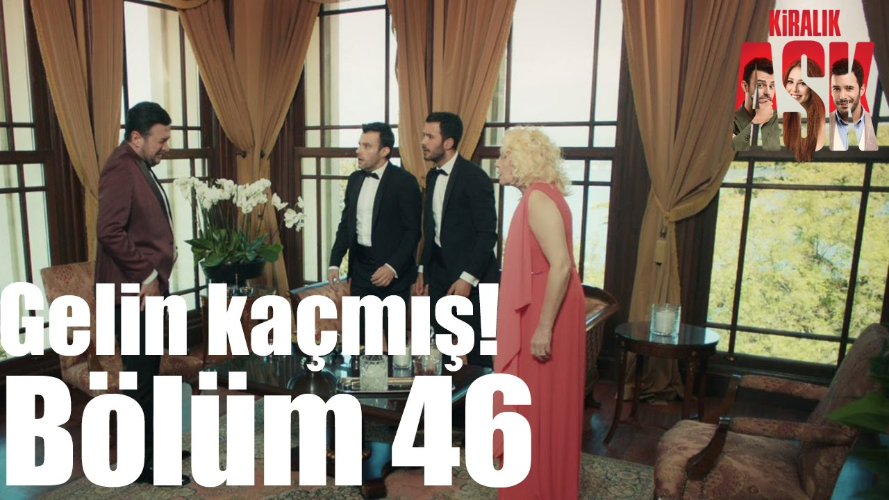 Kiralik Ask 46 Bolum 2 Fragman Youtube