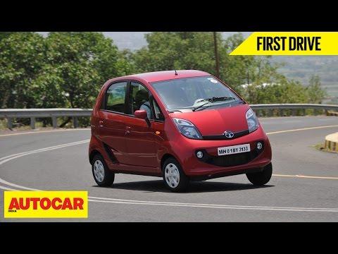 Tata GenX Nano | First Drive | Autocar India - YouTube