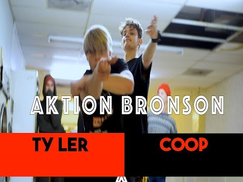 AKTION BRONSON (feat. Ty Ler) [OFFICIAL MUSIC VIDEO]