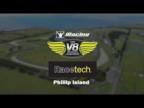 Euro V8 SuperCar Series S07/M04 - Phillip Island