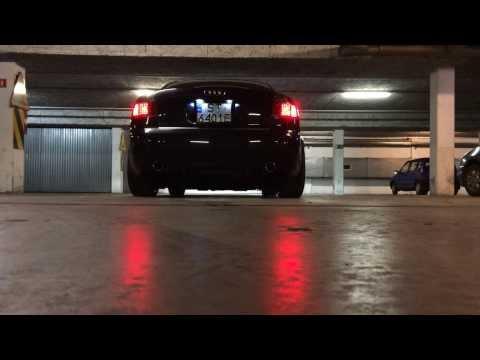 Audi A4 B6 Q 2,5 TDI na przelocie :)