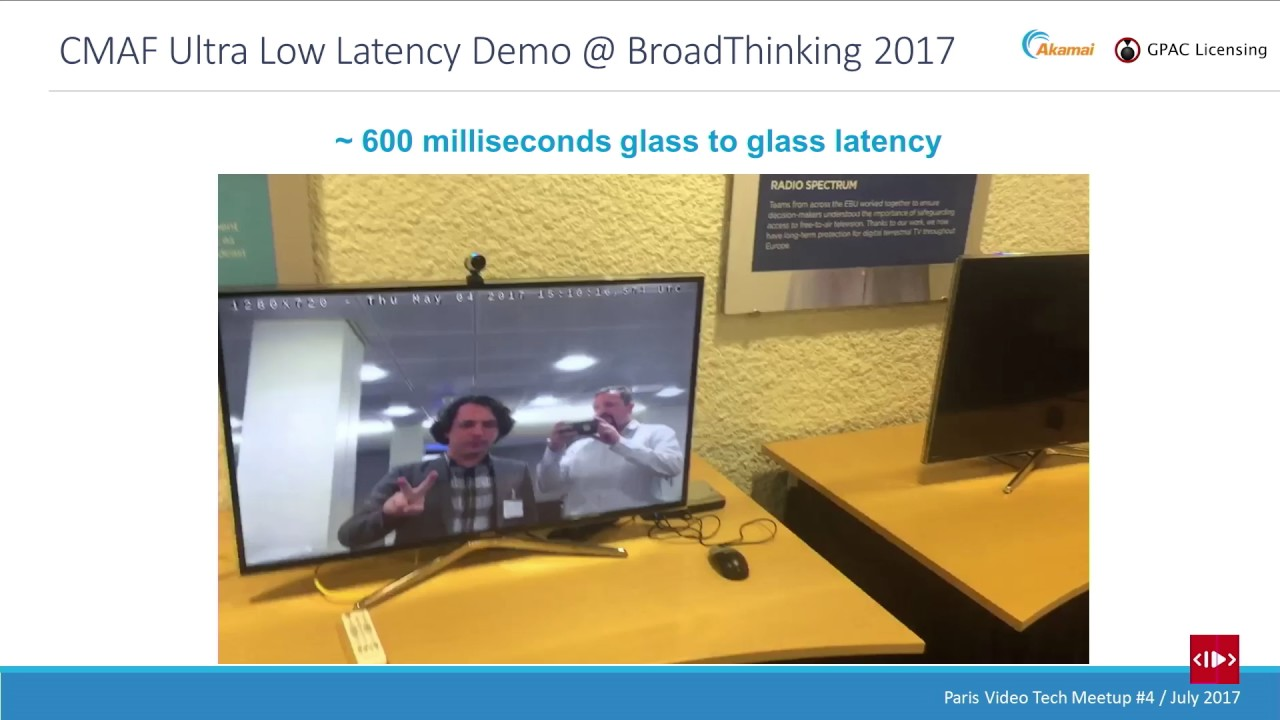 Ultra Low Latency Video Streaming: The Current State — Zender | Low