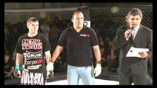 Conviction MMA Presentacion y Sopranzi vs Da Silva / Marcelo rojo vs Mauro Seoane