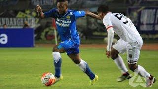 Cuplikan pertandingan Persib vs Bali united [2-0] ISC 14/05/2016