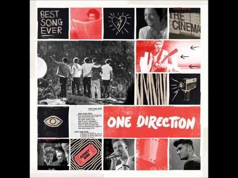 One Direction- Best Song Ever ( Kat Krazy Remix ) HD