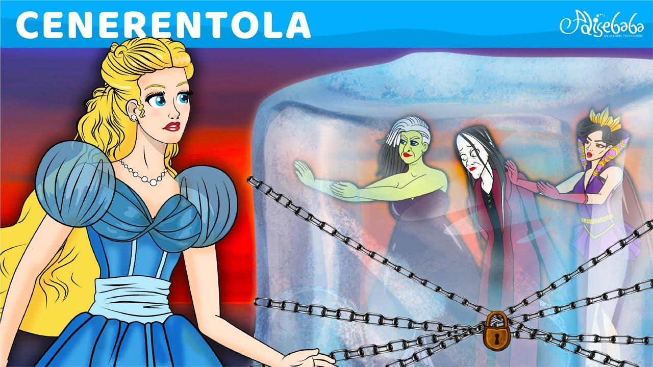 Cenerentola Film - Storie Italiane | Storia | Cartoni Animati | Fiabe e Favole per Bambini