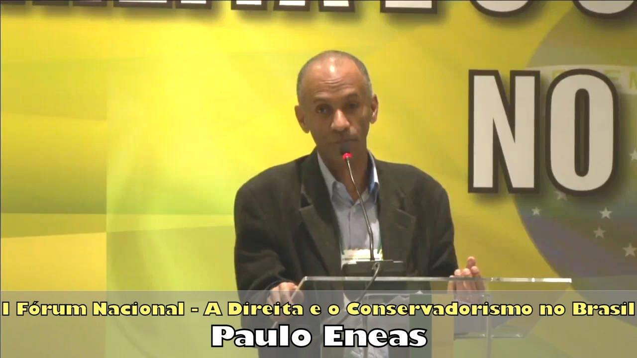 Palestra 4 - Paulo Eneas - Reconstruindo e Organizando a Direita Conservadora no Brasil