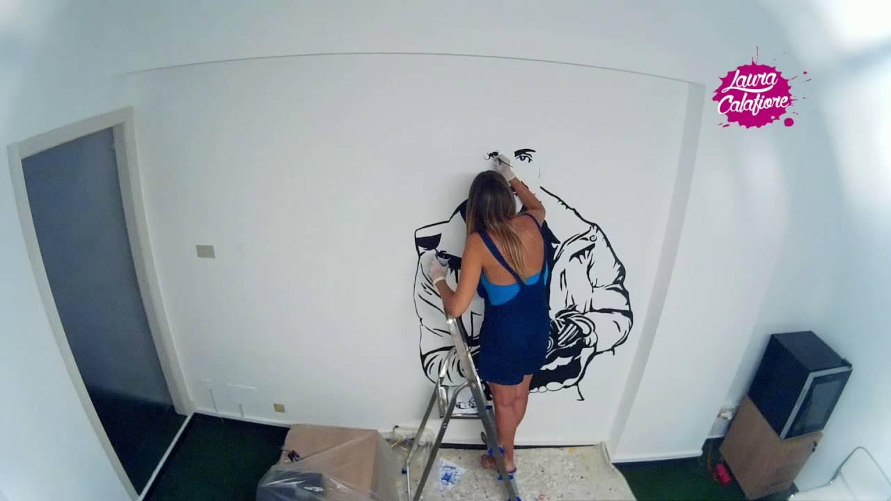 Pittura decorativa per pareti di casa e ufficio arredo e - Pittura decorativa pareti ...