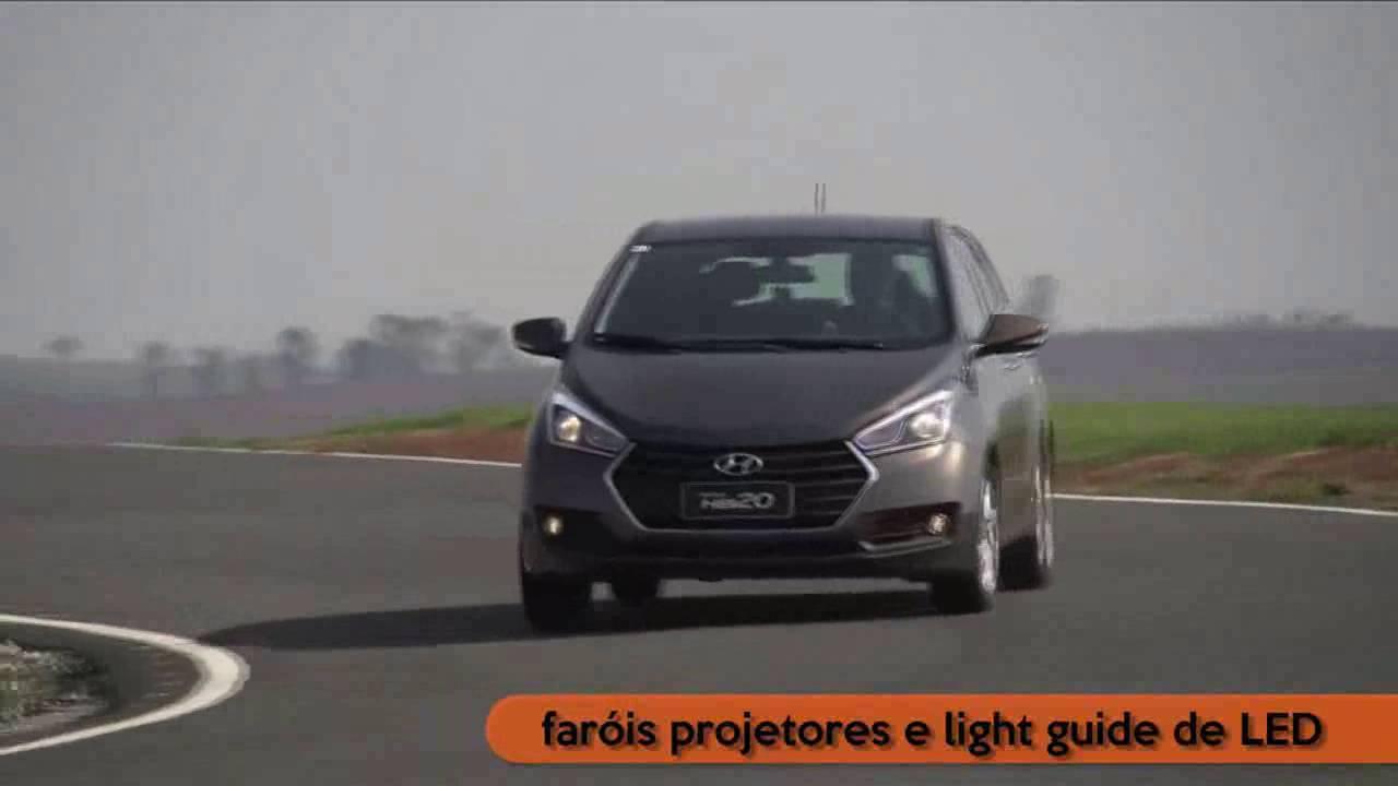 ac51fdd6d Hyundai HB20 é reestilizado e ganha câmbio automático de 6 marchas1 ...