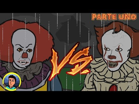 PENNYWISE CONOCE A PENNYWISE (1990) - PARTE 1 // ANIMACIÓN // LeMakiro