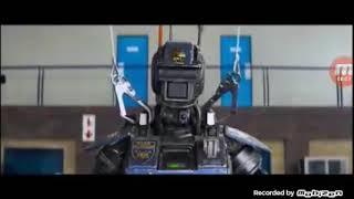Клип под песню Skillet-Hero на фильм Робот по имени Чаппи.