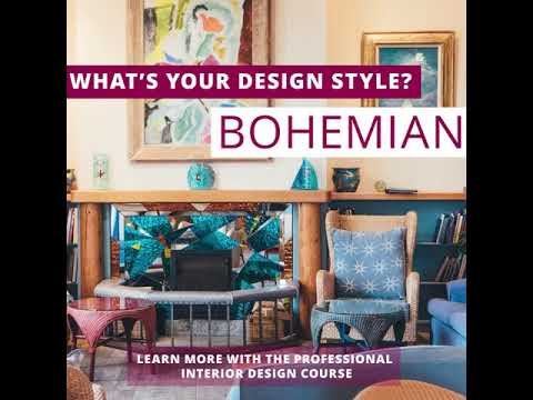 The Interior Design Academy - Want to create beautiful spaces & design your world?