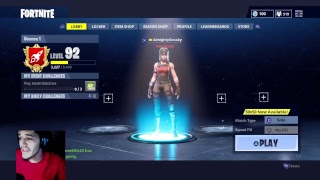 FORTNITE BATTLE ROYALE | #1 RANKED ON LEADRBOARDS - 225 SOLO WINS - 4500+ KILLS - SPONSOR GOAL 34/40