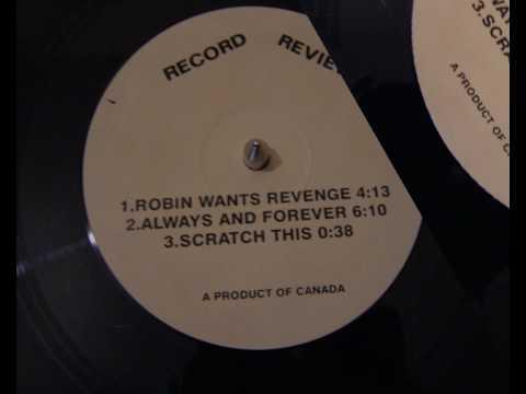 Robin Wants Revenge - Robin Wants Revenge