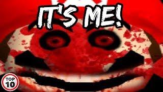 Top 10 Mario Creepypastas You Never Heard