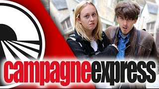 Campagne Express - Le Monde à L'Envers