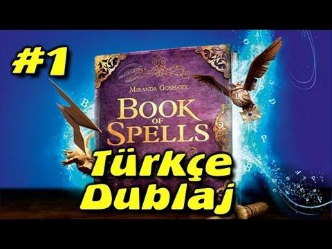 Wonderbook Book of Spells Türkçe Dublaj 1. Bölüm
