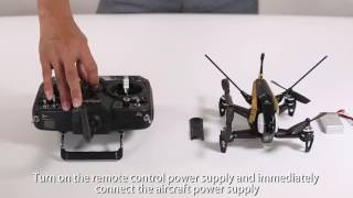 Walkera Rodeo 150 Black VTX FPV Racer RTF Video