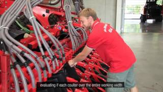 "KUHN ESPRO 6000 R - Test ""DLG approved"""