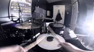 Panic At The Disco - Ready To Go (Drum Cover) GoPro Hero 3+ Black