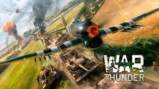 War Thunder промо ролик