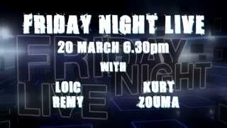 Chelsea: Friday Night Live: Zouma and Remy