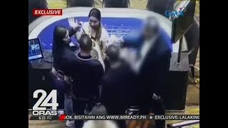 24 Oras: Card dealer sa Casino, arestado matapos makipagsabwatan umano sa ilang pekeng player