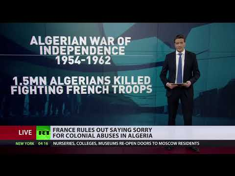 Sorry, not sorry | France rules out apologizing for colonial abuses in Algeria