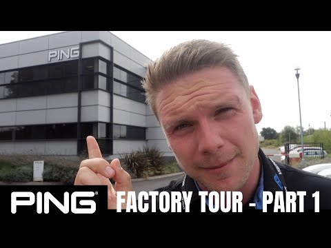 PING Factory Tour - Part 1