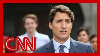 New video shows Trudeau in racist makeup
