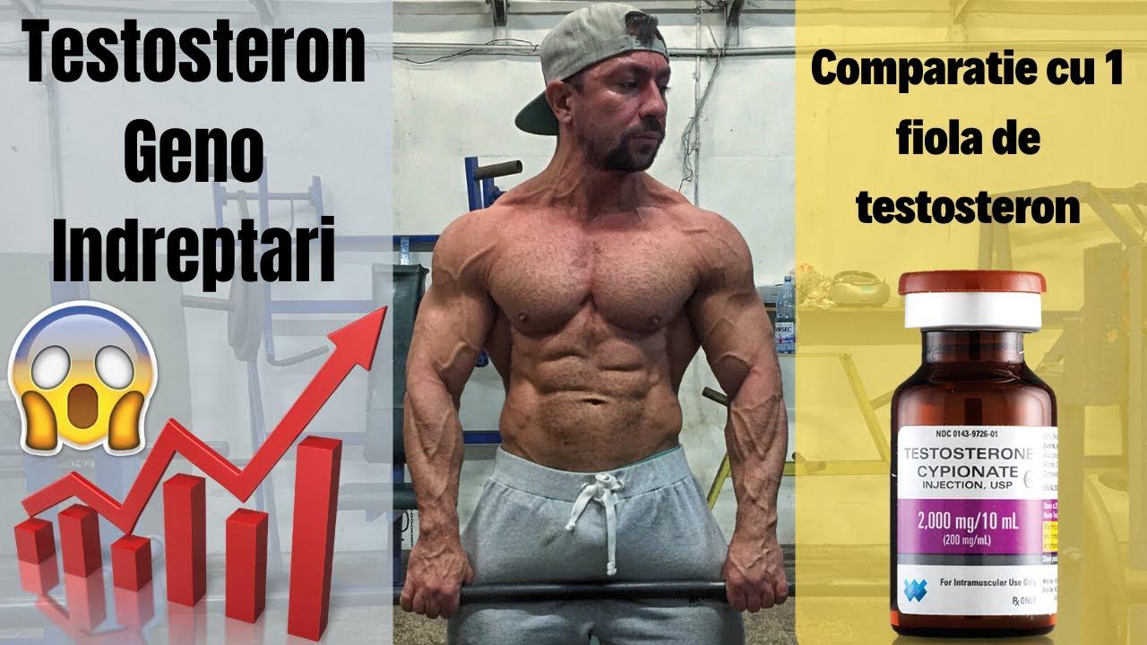 testosteronul este produs în timpul unei erecții
