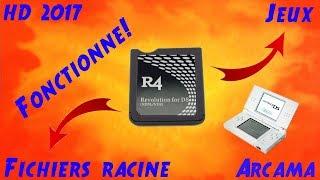 R4 DS - COMMENT AVOIR UN PROGRAMME R4 ET INSTALLER DES JEUX!