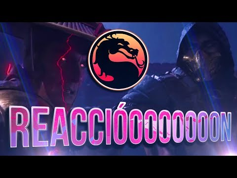 Mortal Kombat 11 Trailer - REACCIÓN