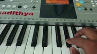 Sawan aaya hai keyboard