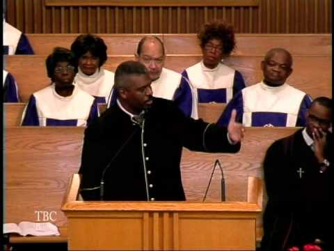 "2015 01 25 - ""Dealing With The Thorn Of Racism"" - Rev Jeffrey Brown"