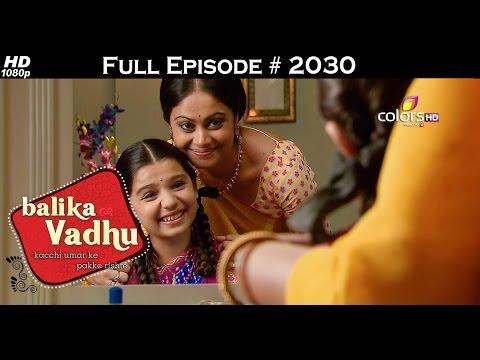 Balika Vadhu - 19th October 2015 - बालिका वधु - Full Episode (HD)